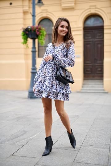 Sukienka 0303 S71