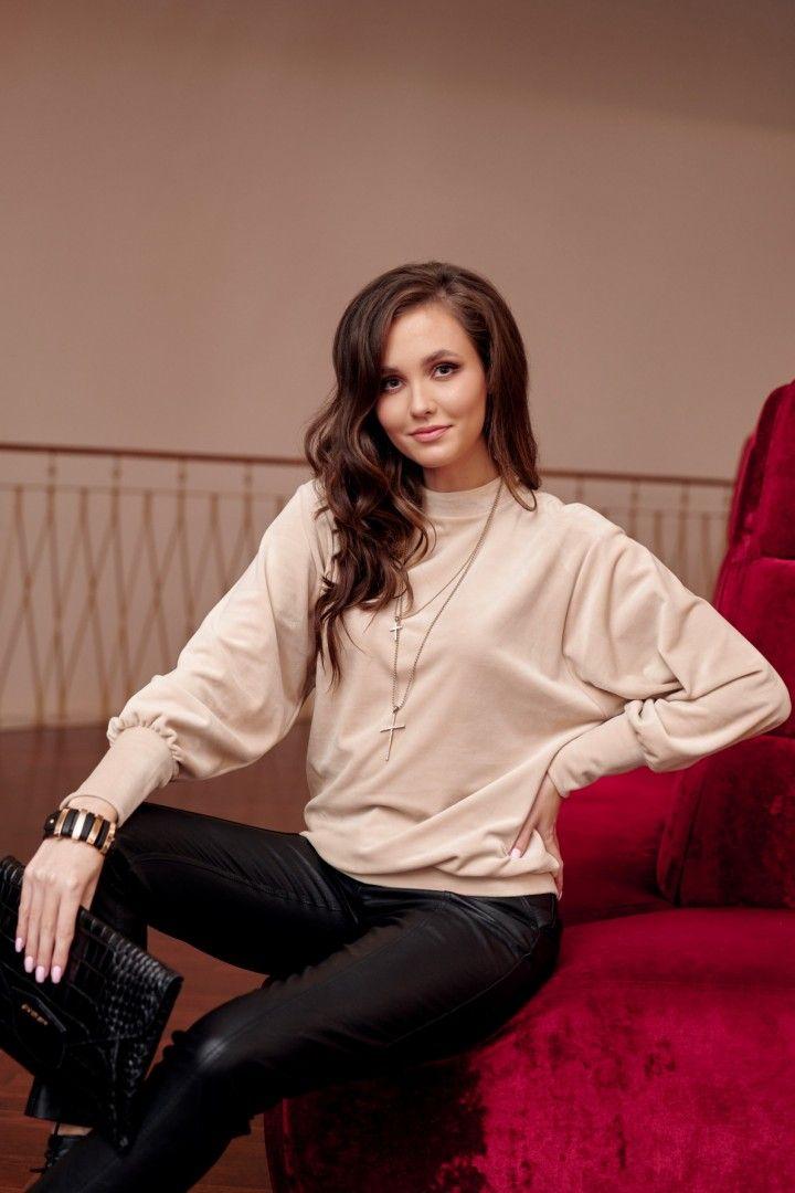 блузка 0094 BEJ