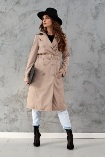 пальто 0022 BEJ