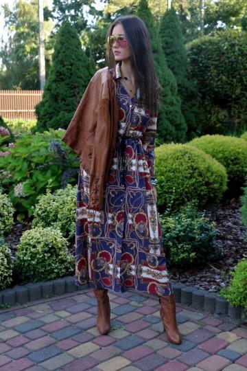 Sukienka 0255 BOR