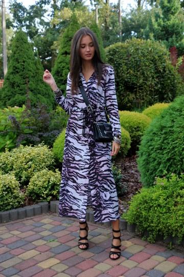 Sukienka 0255 EKR