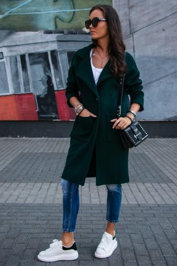 Płaszcz 0011 ZIE