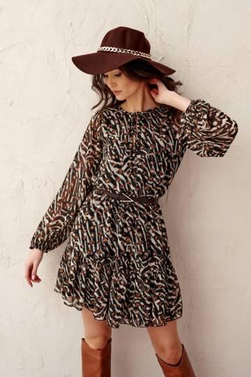 Sukienka 0338 U92