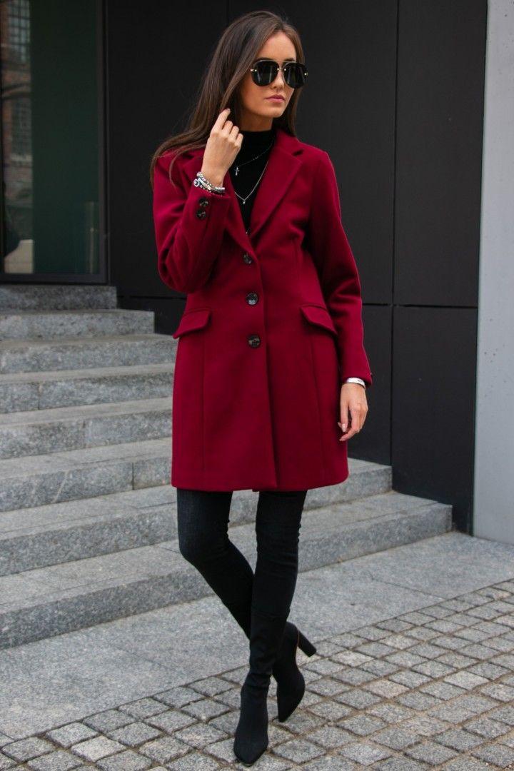 Płaszcz 0012 BOR