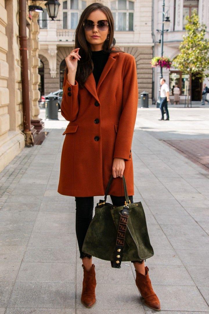 Płaszcz 0012 RUD