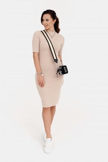 Sukienka 0235 BEZ