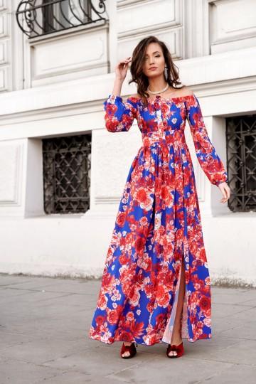 Sukienka 0245 S47
