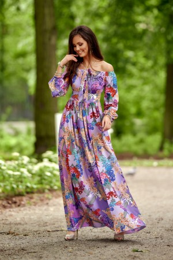 Sukienka 0245 S58