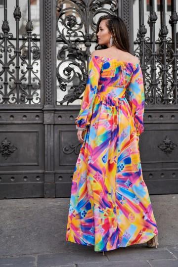 Sukienka 0245 S48