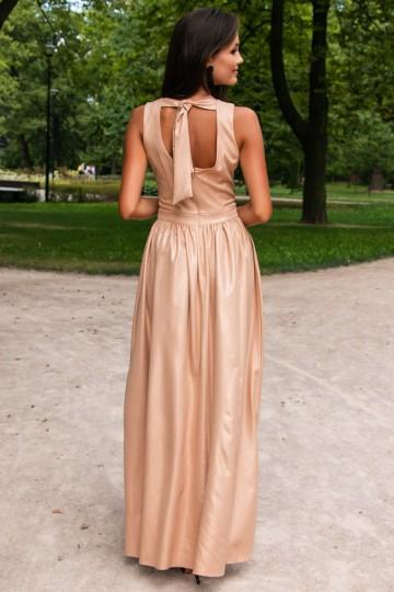 Sukienka 0254 BEZ