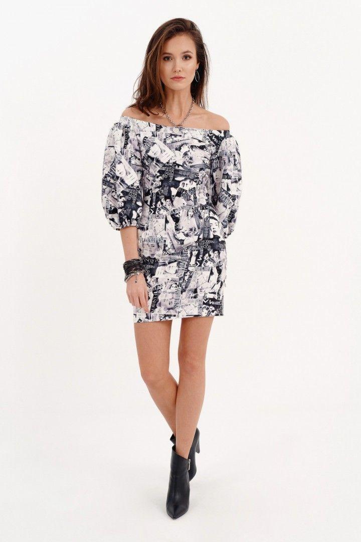 Sukienka 0278 B05