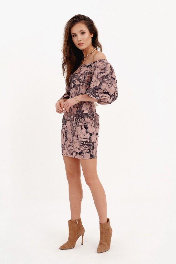 Sukienka 0278 B04