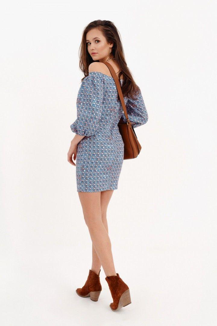 Sukienka 0278 B03