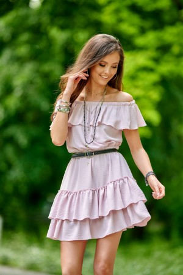 Sukienki 0291 ROZ
